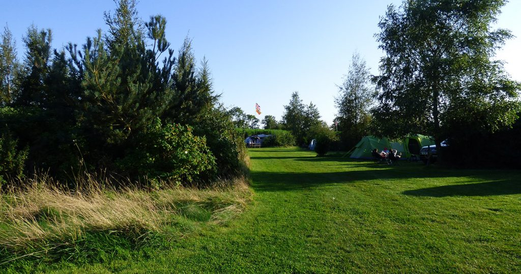 Adults Only Cotswolds Campsite